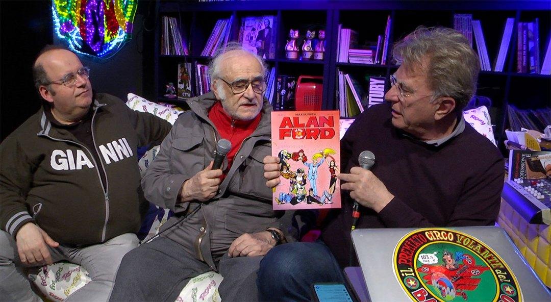 max-bunker-gianni-fantoni-red-ronnie-alan-ford-fumetti-comics-barone-rosso-roxy-bar-tv