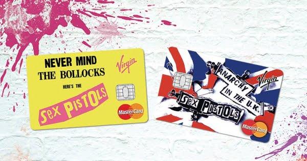 Sex Pistols X Credit Card