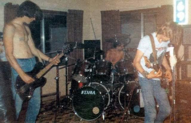 Nirvana @ Raymond, WA, 1987