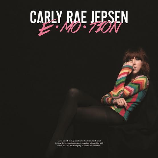 Carly Rae Jepsen《E•MO•TION》