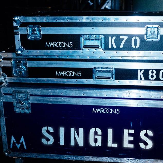 Maroon5《Singles 神曲精選》