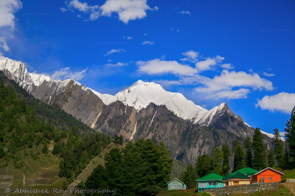 The Homes of Sonmarg