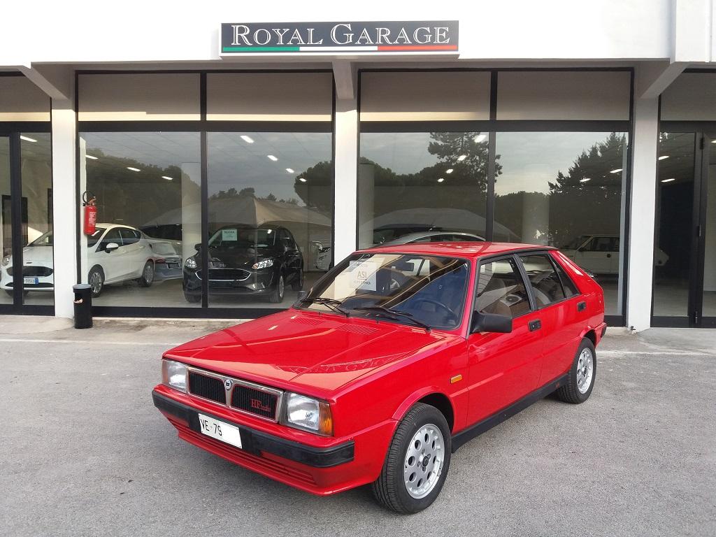 Lancia Delta HF Turbo i.e (1)
