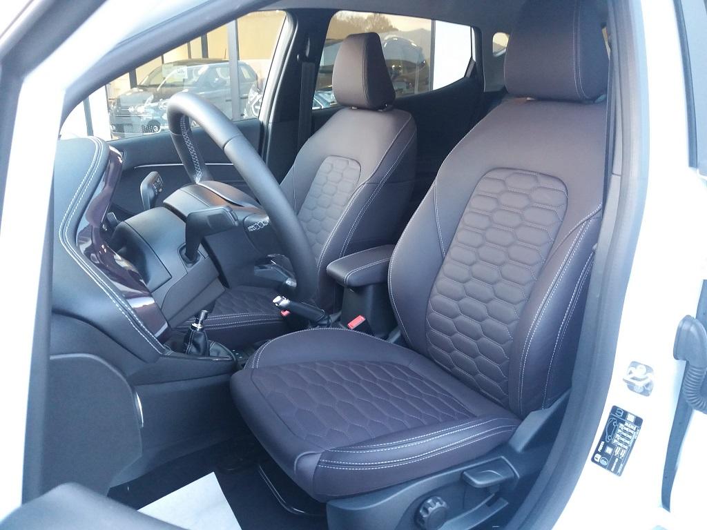 Ford Fiesta Vignale 1.5 TDCi 85 cv 5p (15)