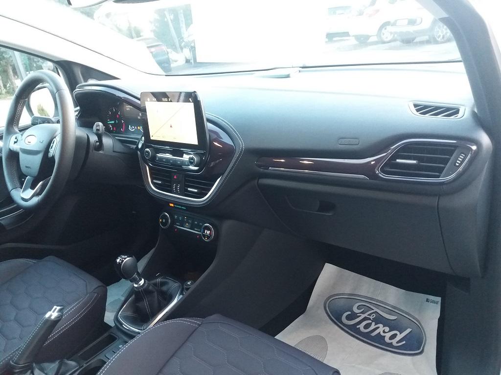Ford Fiesta Vignale 1.5 TDCi 85 cv 5p (21)