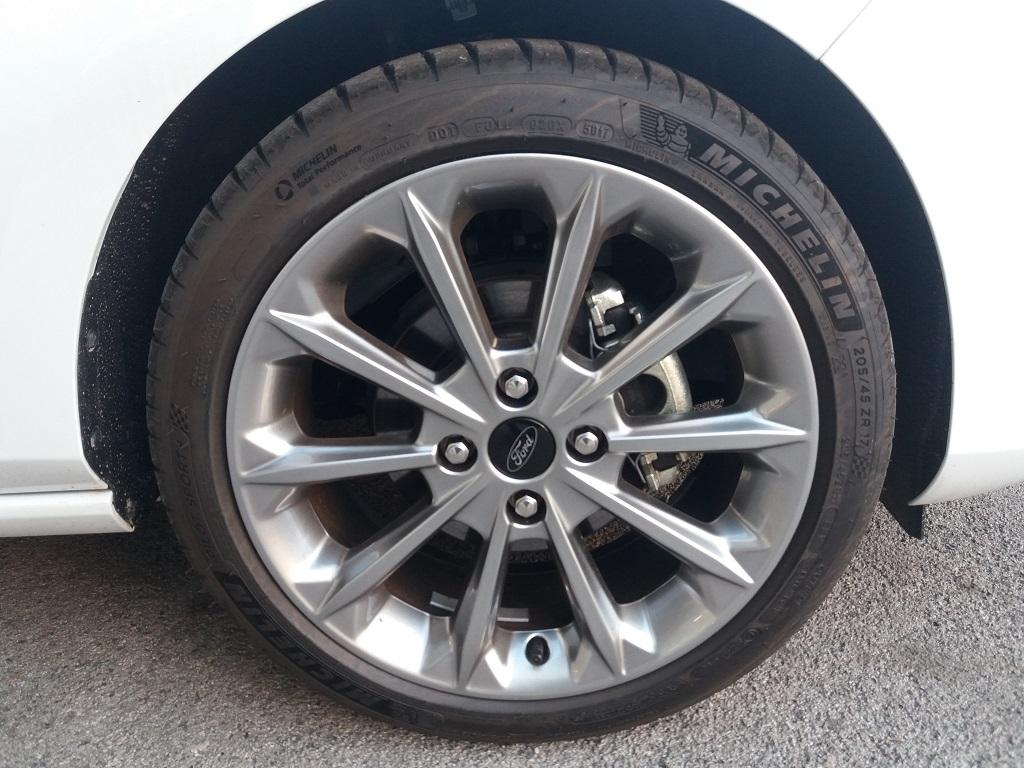Ford Fiesta Vignale 1.5 TDCi 85 cv 5p (29)