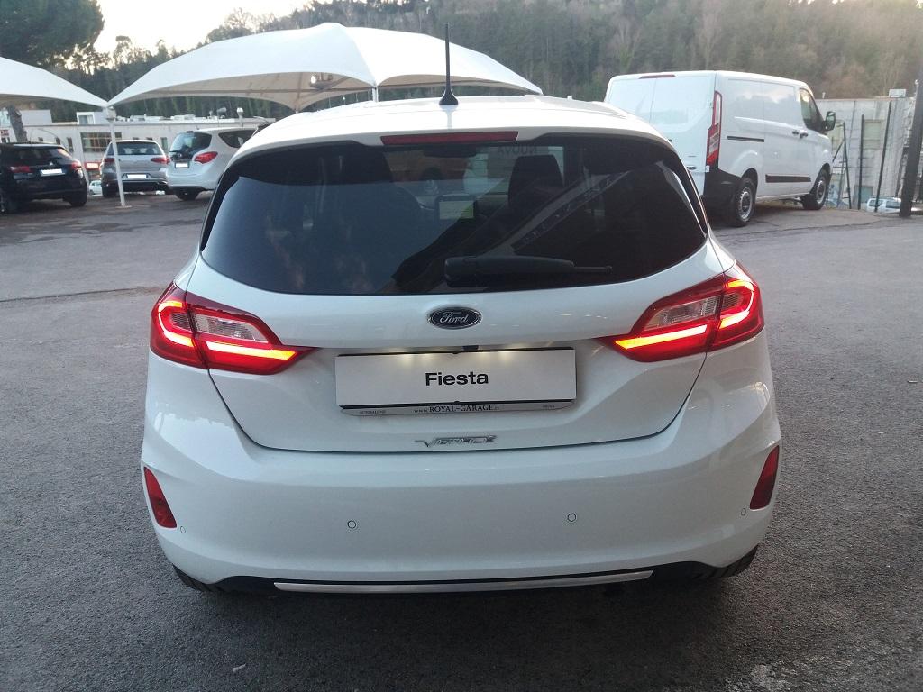 Ford Fiesta Vignale 1.5 TDCi 85 cv 5p (8)