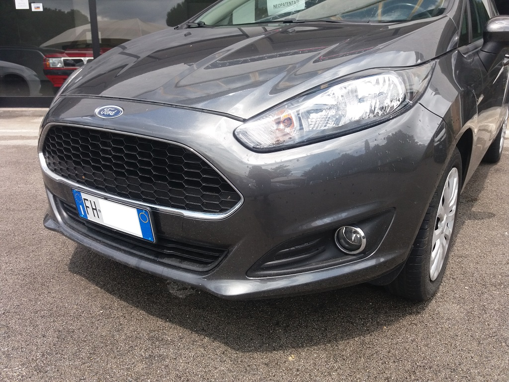 Ford Fiesta 1.5 TDCi 75 cv 5p Plus (33)