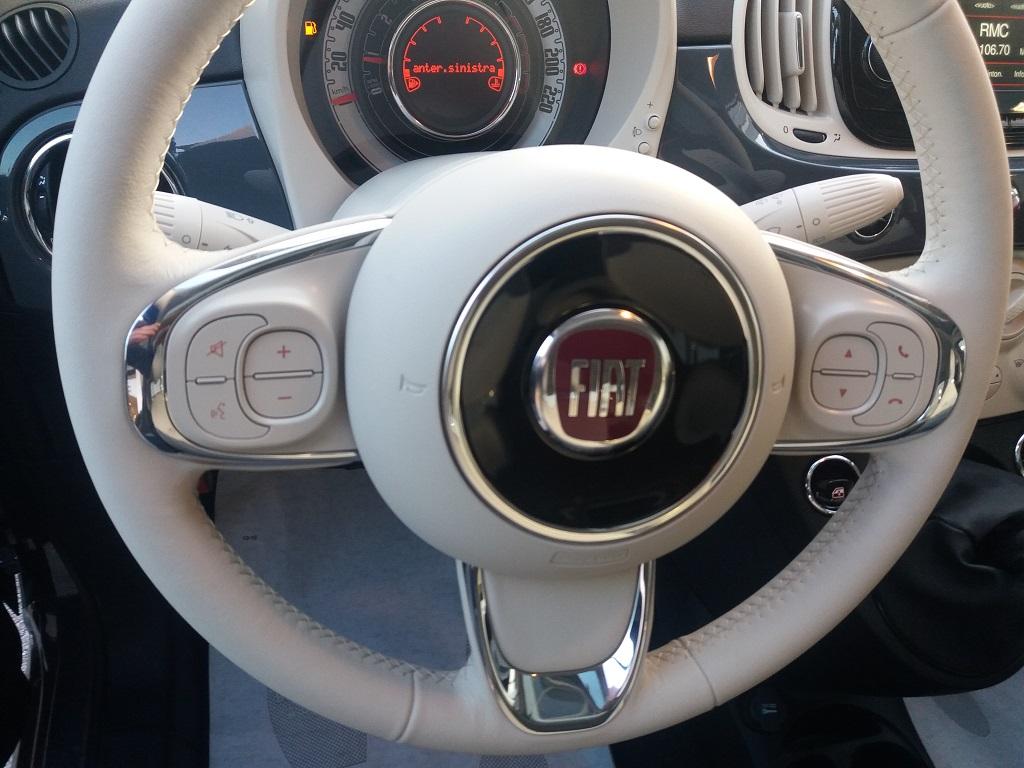 Fiat 500 1.2 69 cv Lounge (18)