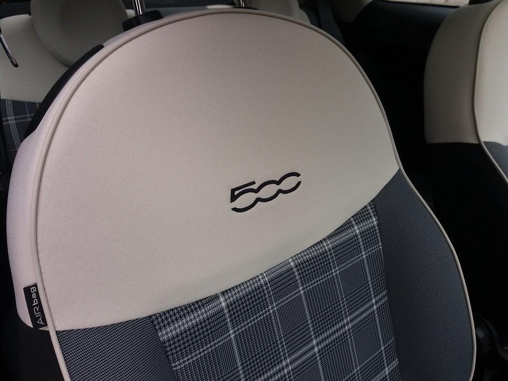 Fiat 500 1.2 69 cv Lounge (30)