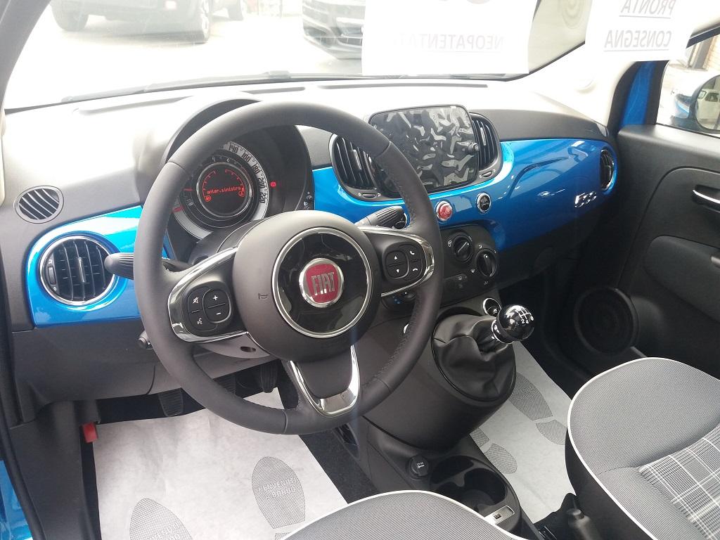 Fiat 500 1.2 69 cv Mirror (9)