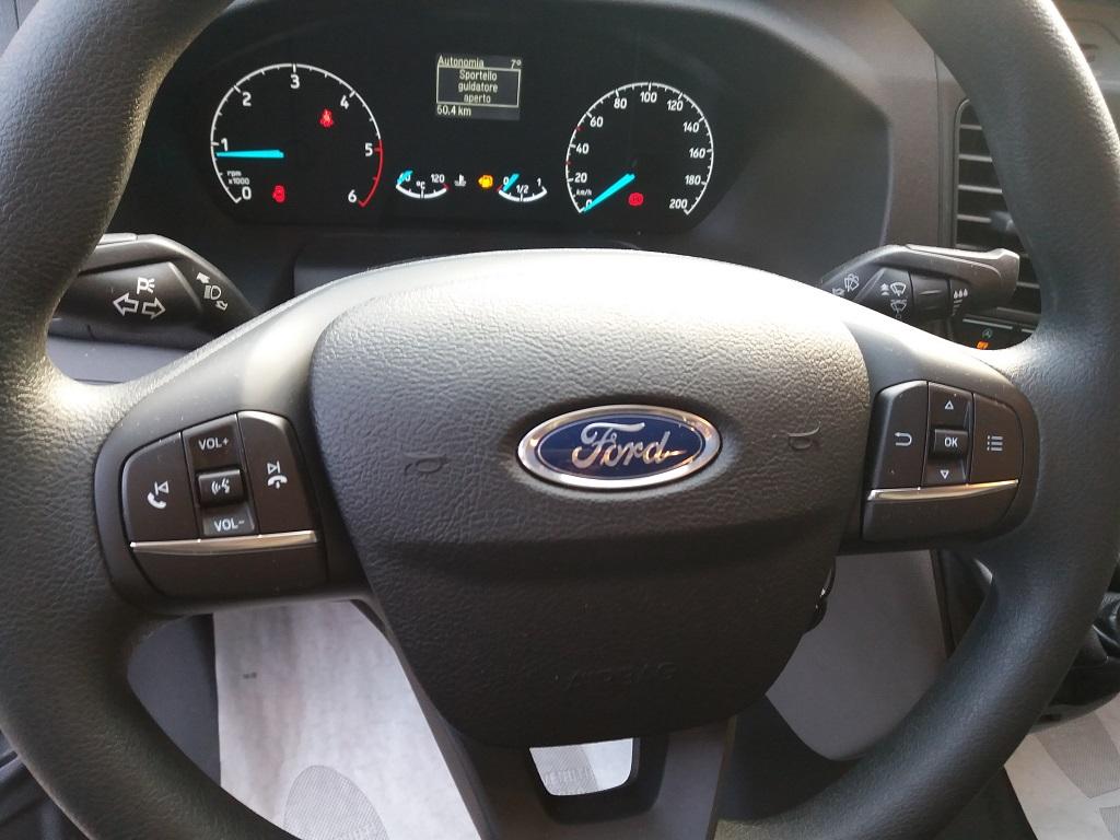 Ford Transit Custom 2.0 TDCi EcoBlue 105 cv Entry L1 H1 (13)