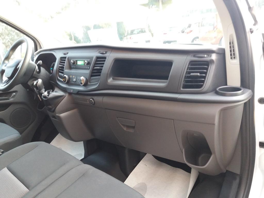 Ford Transit Custom 2.0 TDCi EcoBlue 105 cv Entry L1 H1 (20)