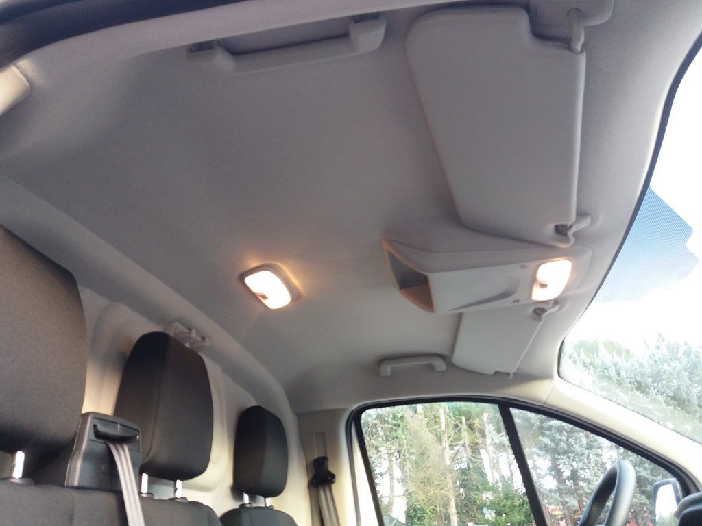 Ford Transit Custom 2.0 TDCi EcoBlue 105 cv Entry L1 H1 (25)