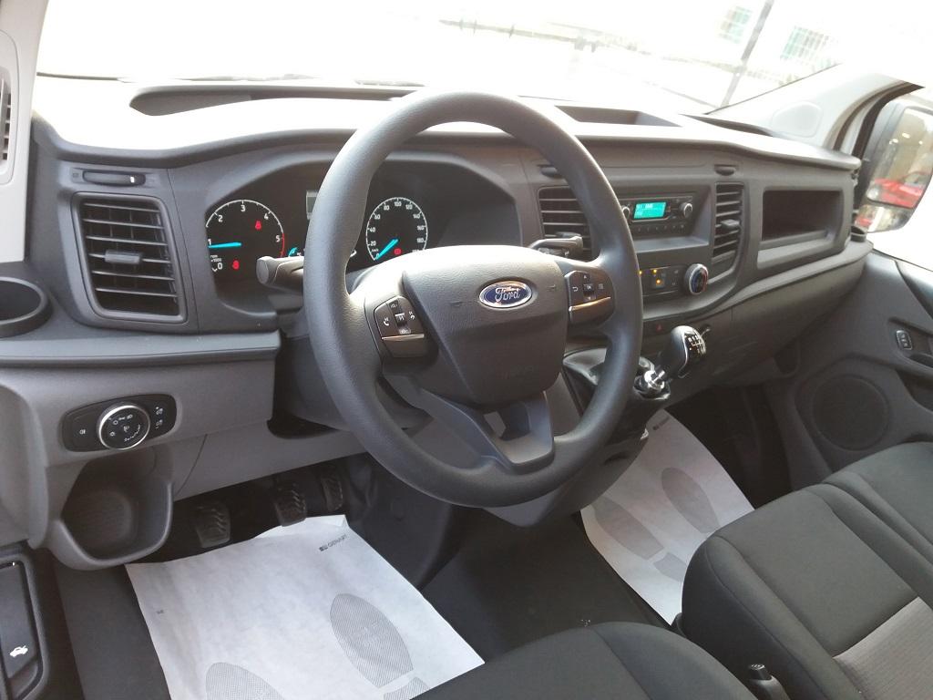 Ford Transit Custom 2.0 TDCi EcoBlue 105 cv Entry L1 H1 (8)