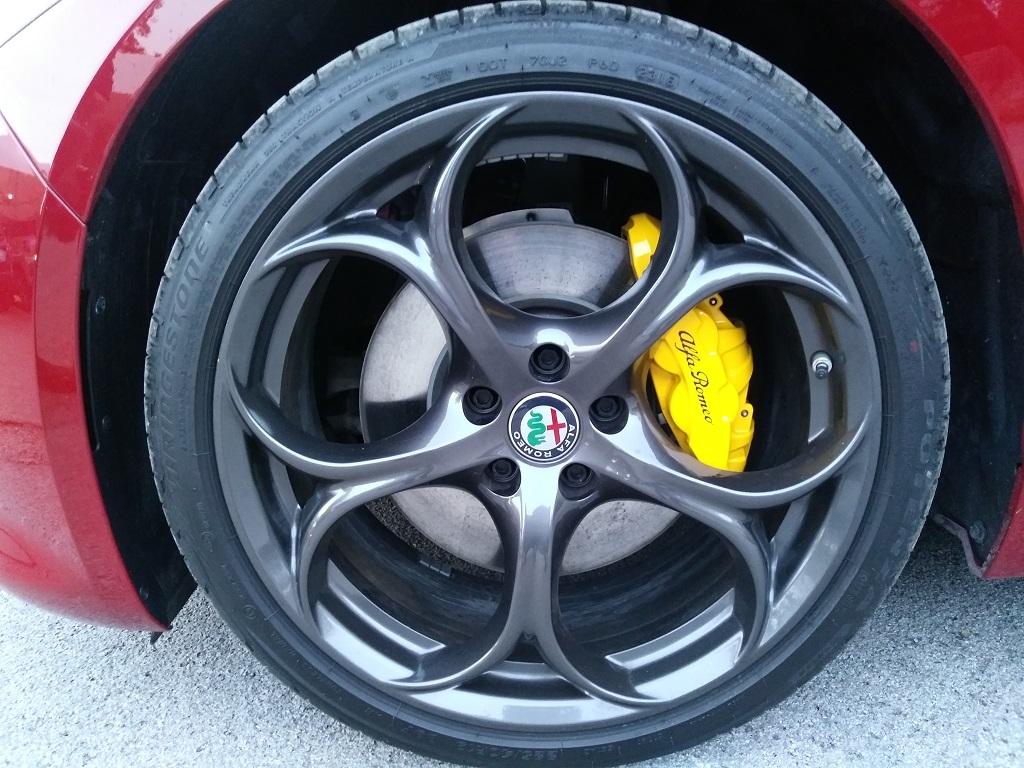 Alfa Romeo Giulia 2.2 Turbo Diesel 180 cv AT8 Super Sport Edition (39)