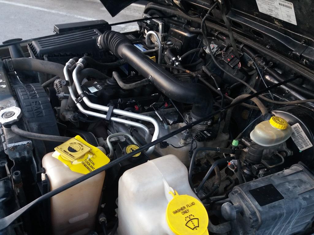 Jeep Wrangler TJ 4.0 Sport (39)