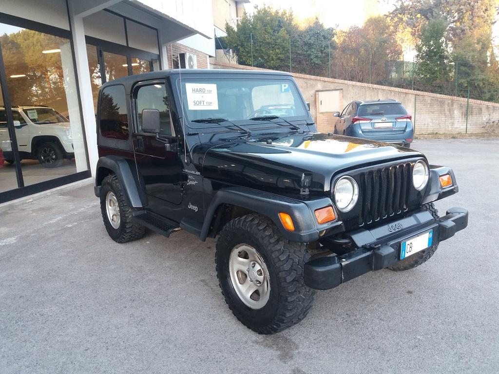 Jeep Wrangler TJ 4.0 Sport (7)