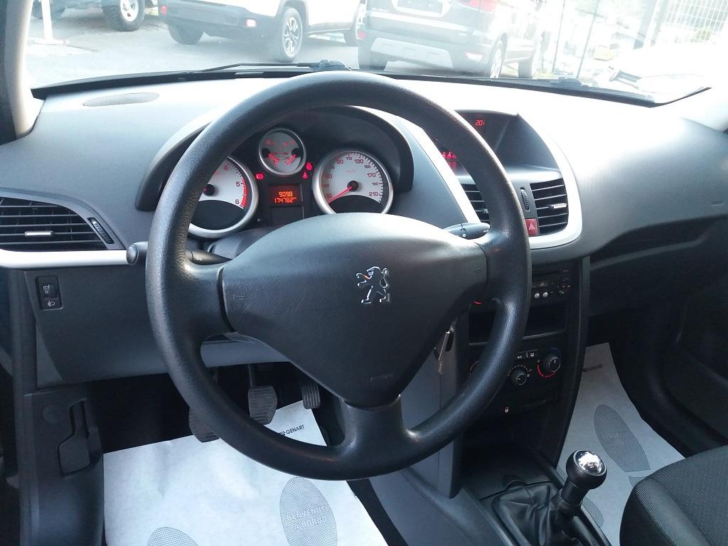 Peugeot 207 1.4 HDi 70 cv 3p Energie Sport (9)