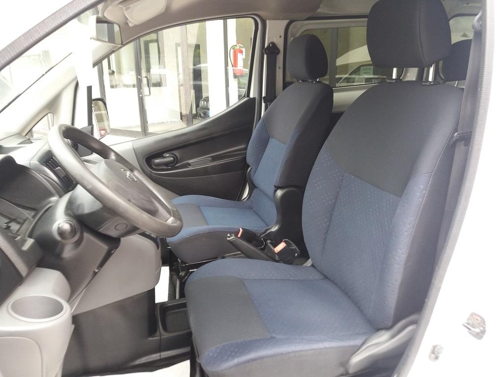Nissan NV200 1.5 dCi 86 cv Combi Efficient (11)