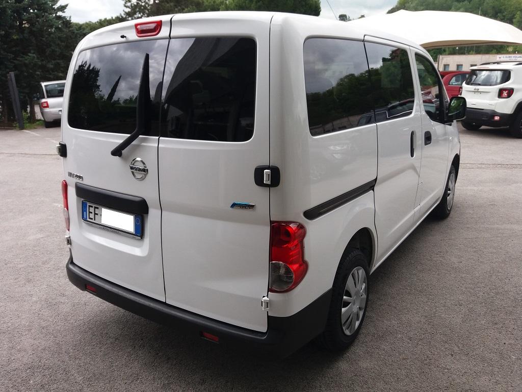 Nissan NV200 1.5 dCi 86 cv Combi Efficient (6)