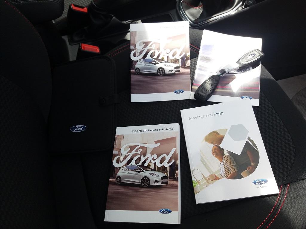 Ford Fiesta ST-Line 1.1 85 cv 5p (47)