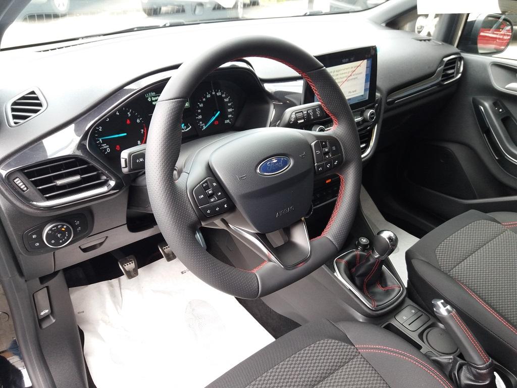 Ford Fiesta ST-Line 1.1 85 cv 5p (7)
