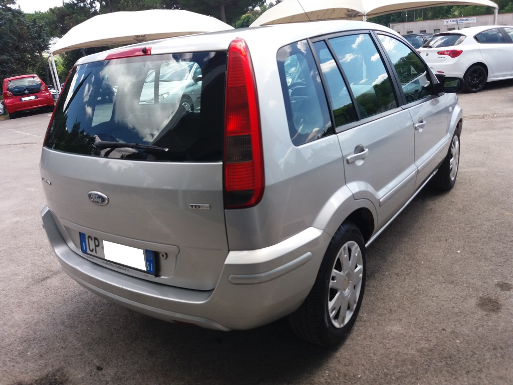 Ford Fusion 1.6 TDCi Collection (5)