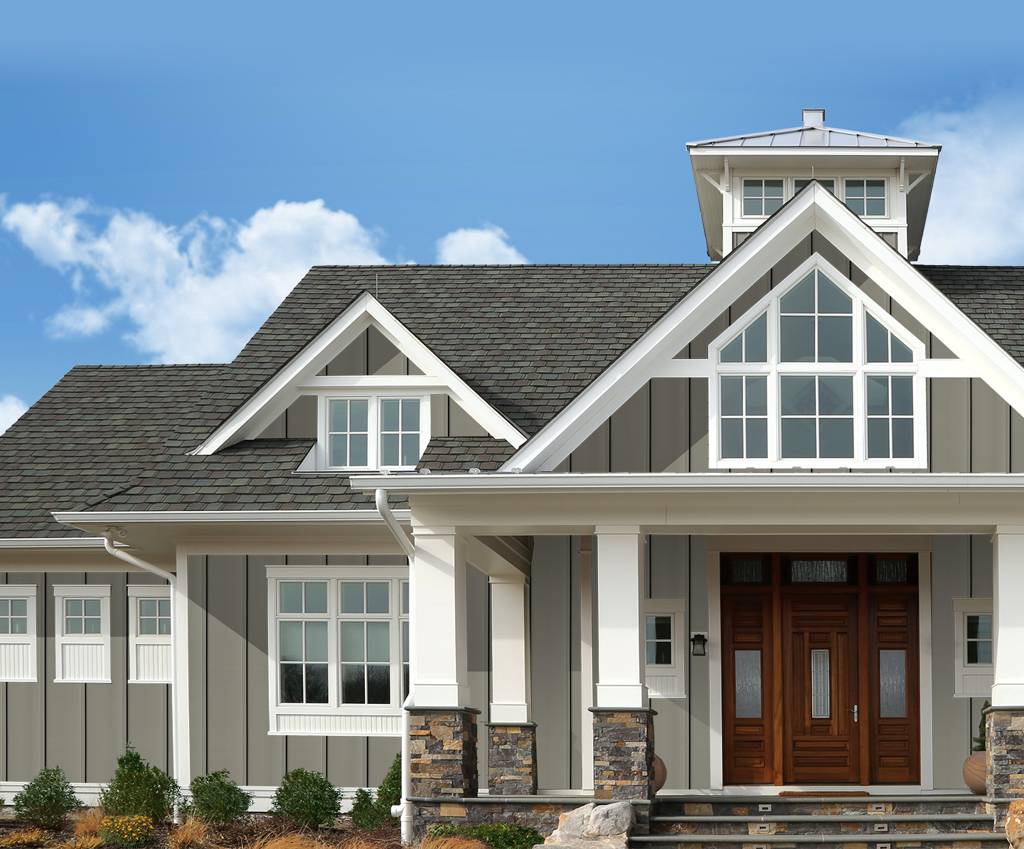 Vertical Siding Design Options   Royal Building Products on Siding Ideas  id=96933