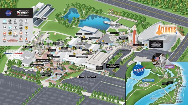 Excursion Focus: Kennedy Space Center on your own tour ...