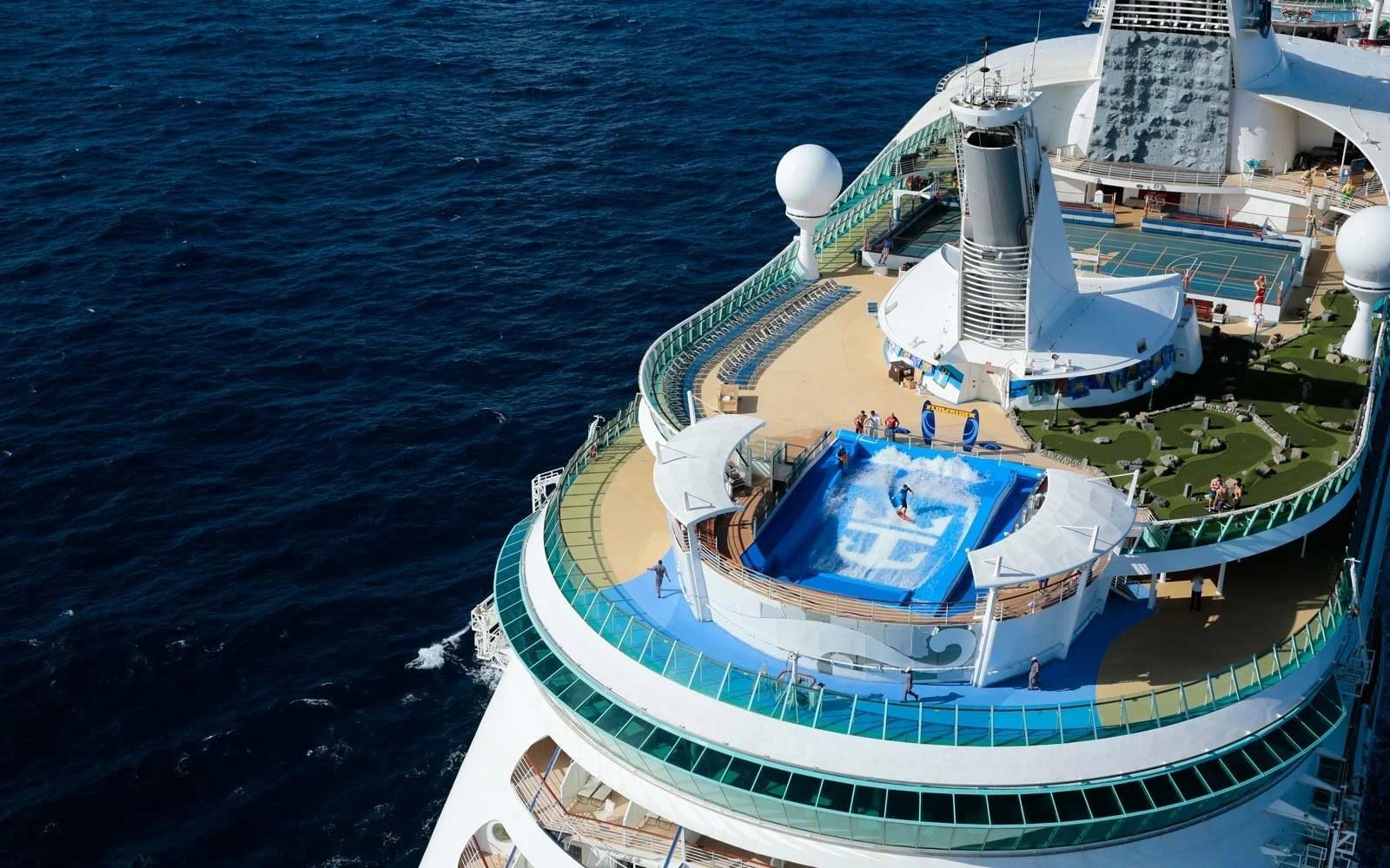 Cruceros Royal Caribean Oasis Seas