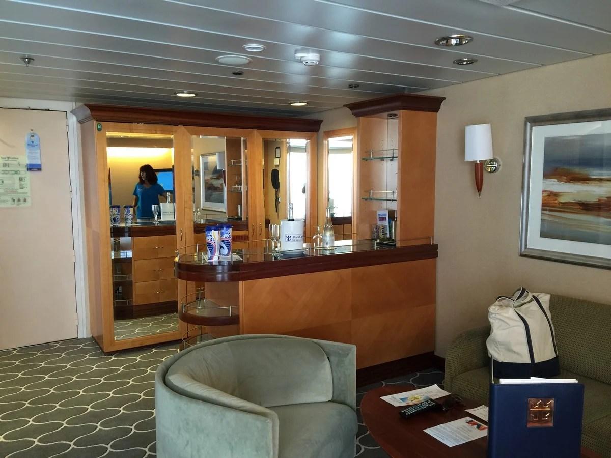 Independence Seas Suites