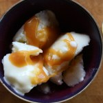 Glace au yaourt sans sorbetière