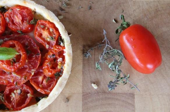 tartelettes tomates
