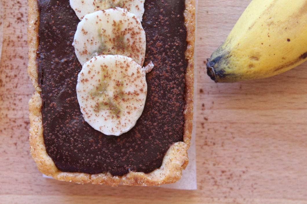 tartelettes banane
