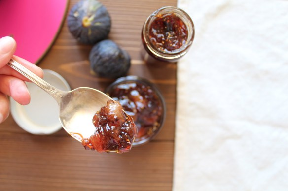 chutney figues