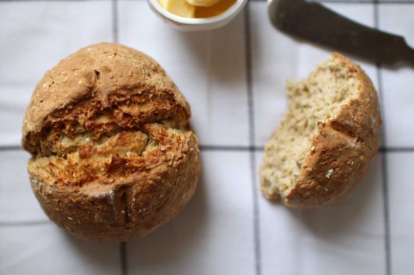 irish bread avoine