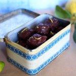 Chocolats pralinés au citron façon rochers