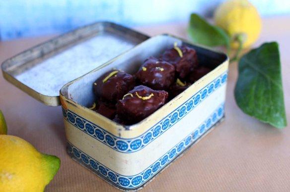 praline citron chocolat conticini