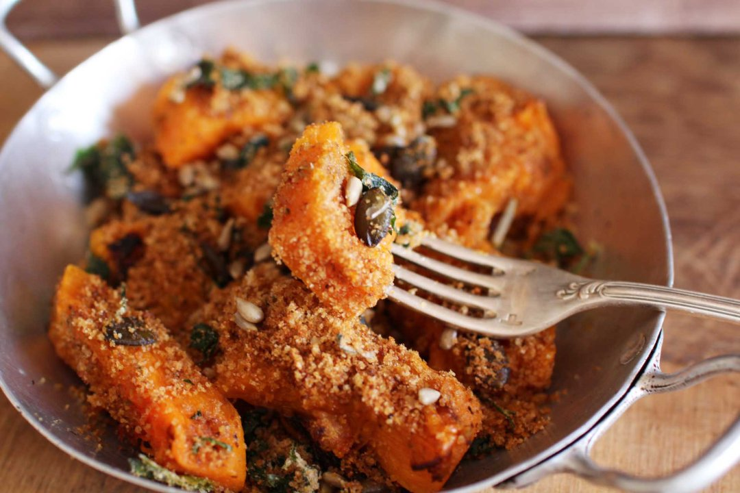 courge cumin graines herbes