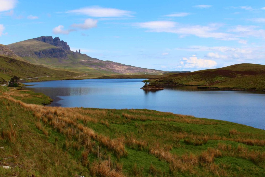 ile de skye trotternish
