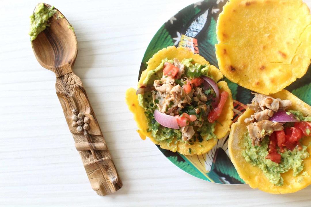 tacos maison recette galettes de mais