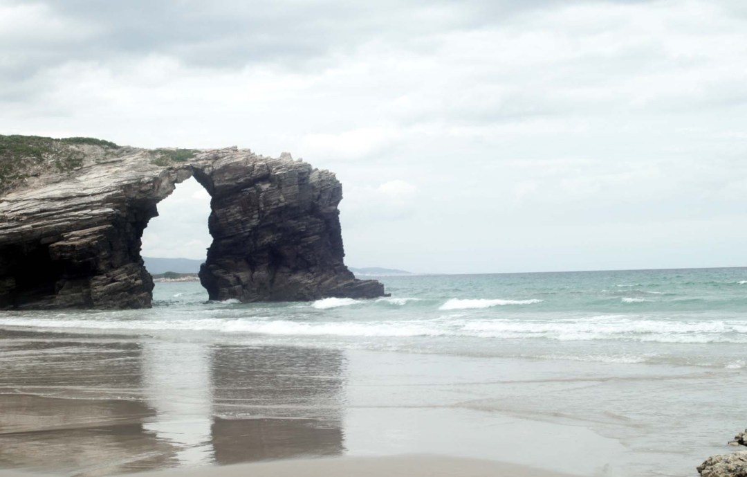 plage catedrales