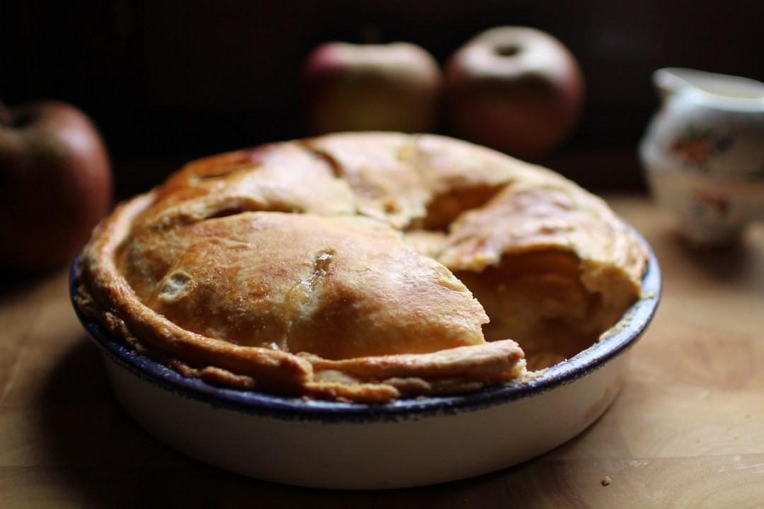 recette tarte pommes