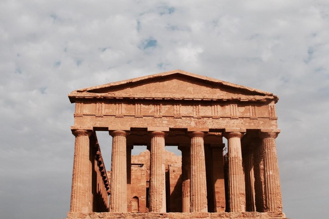 vallee des temples - sicile
