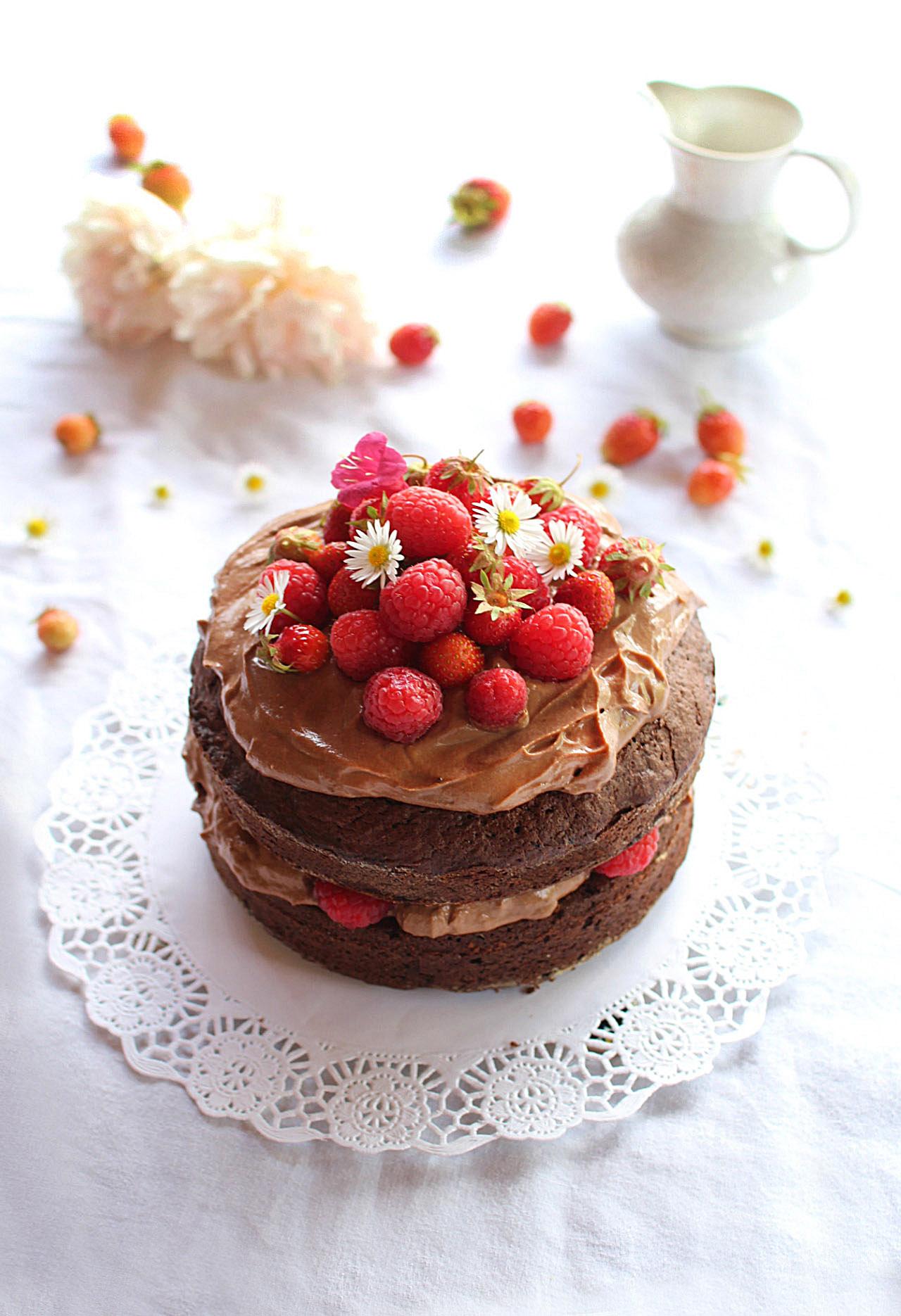Blog de cuisine gateau chocolat