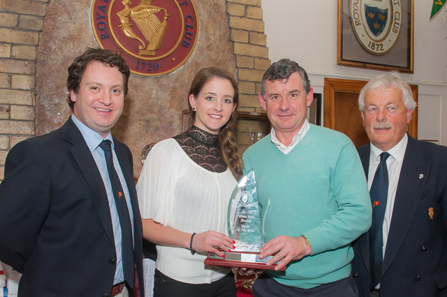 Heineken Super League Prize Giving 2013 Royal Cork Yacht