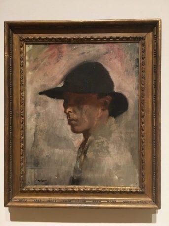 Sir William Orpen : Self Portrait
