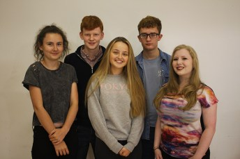 Natasha Nixon, Richard Cuddy, Beth Weir, Joseph Hamill and Laura Burnett achieved at least 5 A* or A grades within their results