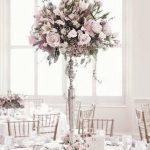 candelabro centro de mesa en alquiler para bodas
